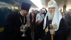 Філарет, Патріарх Київський і всієї Руси-України